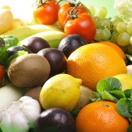 10. Mangez fruits et légumes en grandes quantités