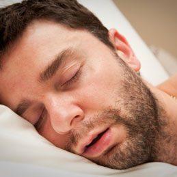 1. Souffrez-vous d'apnée du sommeil?