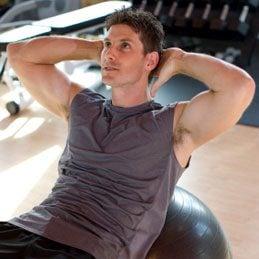 8. Faites des redressements assis