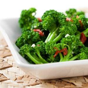 2. Les légumes verts