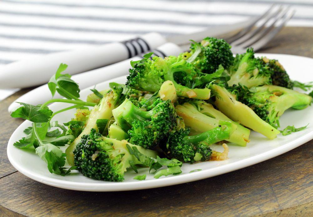 Le brocoli, un aliment brûleur de graisse efficace