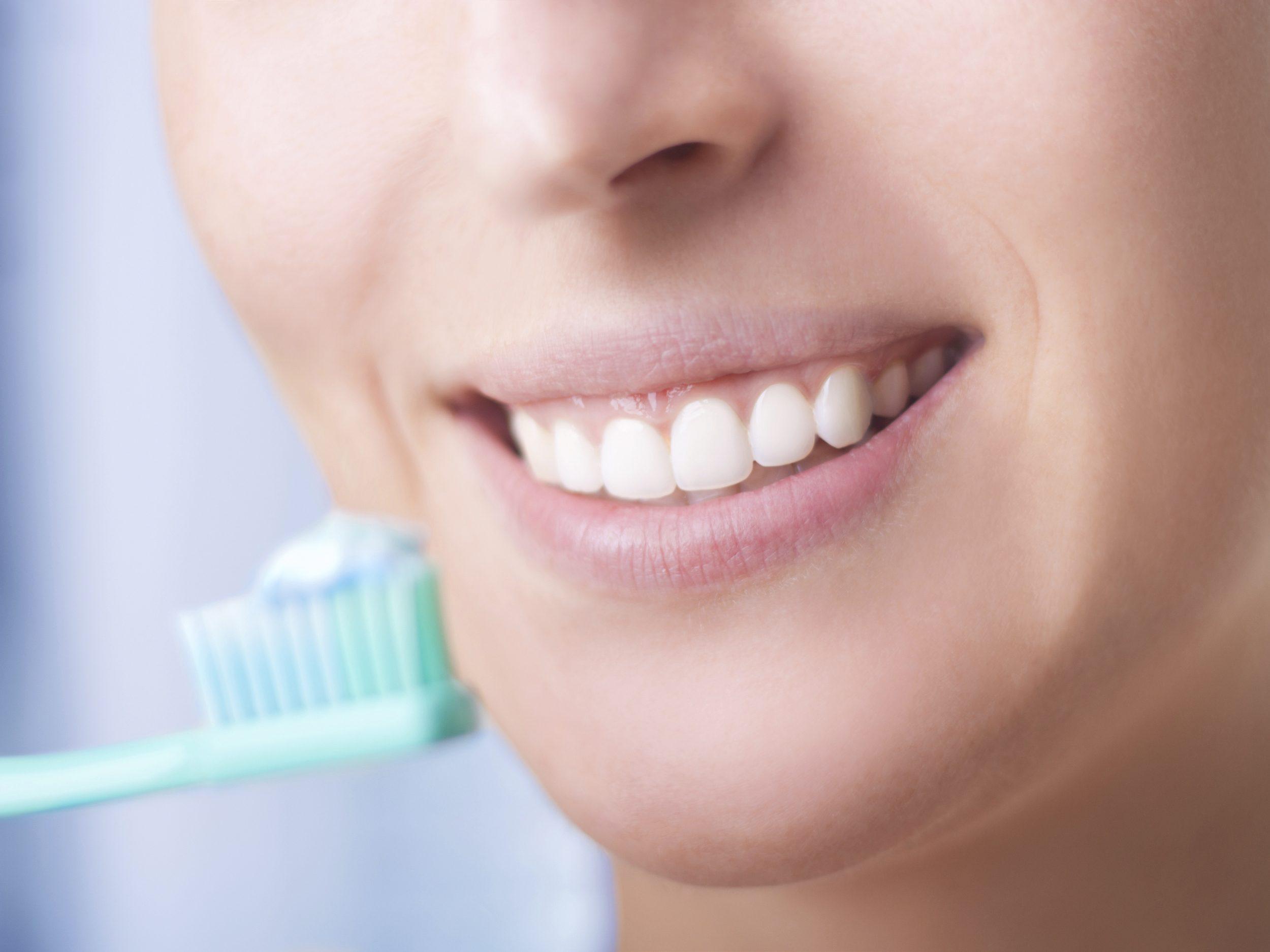 Deuxième étape: le lavage de vos dents