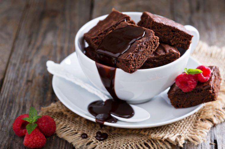Des brownies santé pour combler votre envie de chocolat
