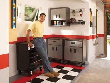 Agrandir votre garage