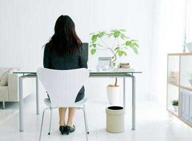 5 clés pour organiser un bureau à la maison