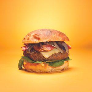 Hamburger Deux Chevaux