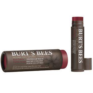 Baume coloré pour les lèvres Burt's Bees