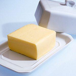 3. Utilisez du beurre non salé