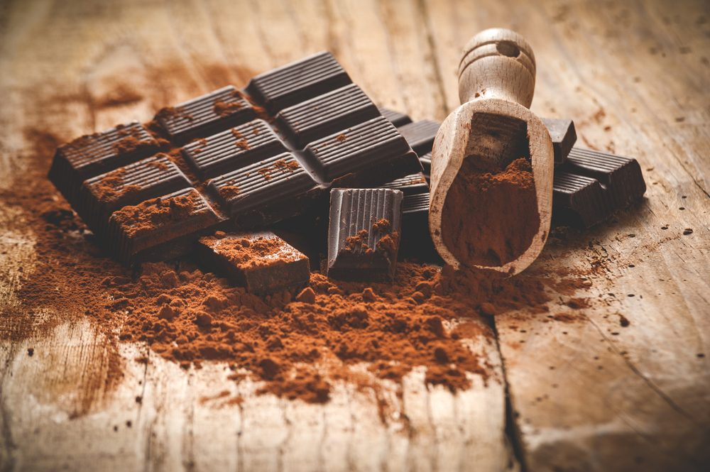 Cocoa is an effective fat-burning food ... and delicious!