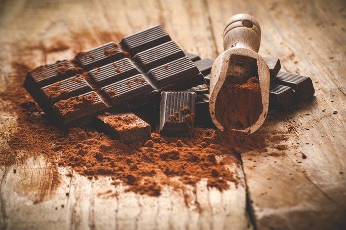 Le cacao est un aliment brûle-graisse efficace... et délicieux!