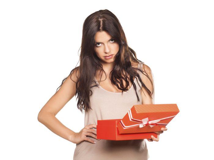 4. Le cadeau politiquement incorrect