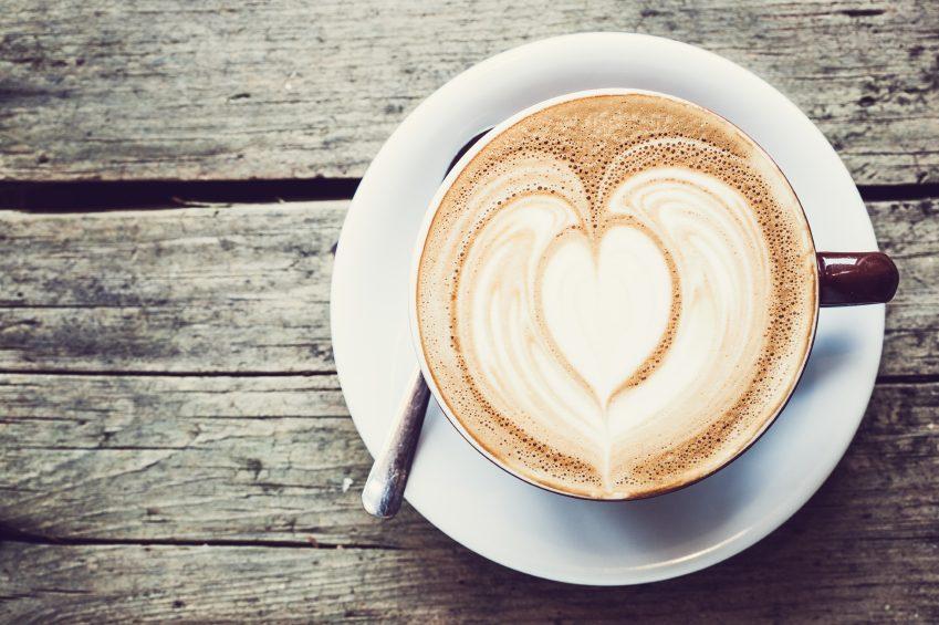 6. L'art latte n'est pas que décoratif.