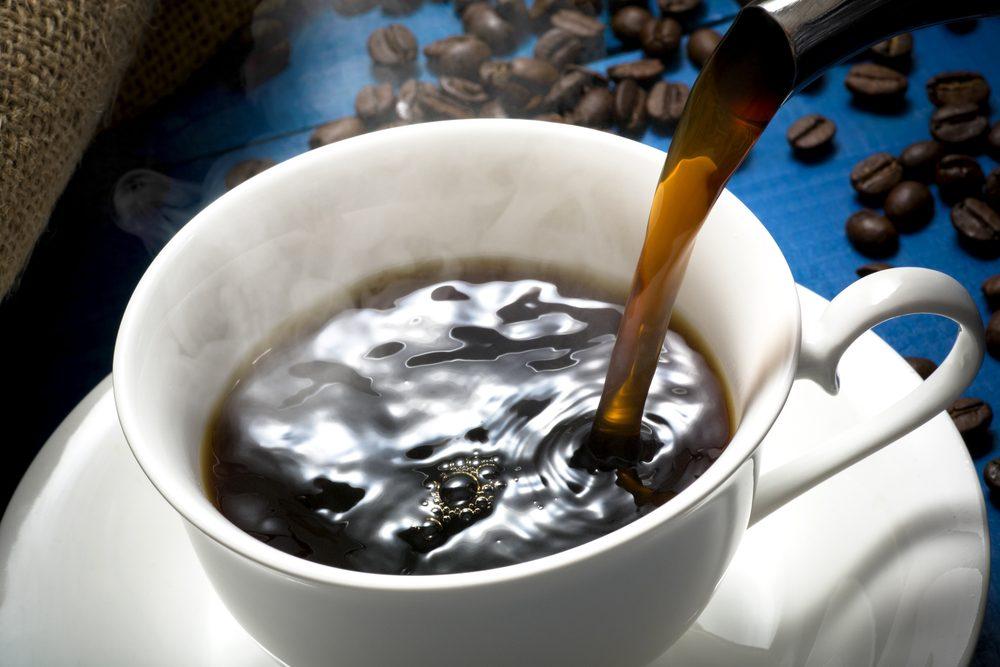Le café stimule la perte de poids