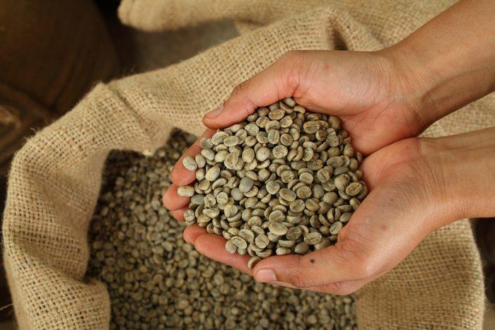 Le café vert contribue à la perte de poids