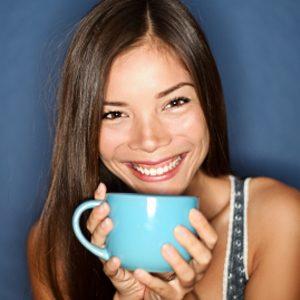 3. Éliminez les taches de thé ou de café