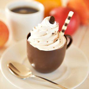 2. Mousse de lait pour votre café