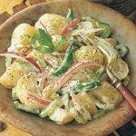 Salade de pommes de terre à la cajun