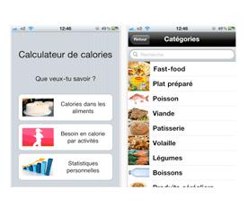 7. Calculateur de calories Pro