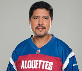 Anthony Calvillo: le quart canon