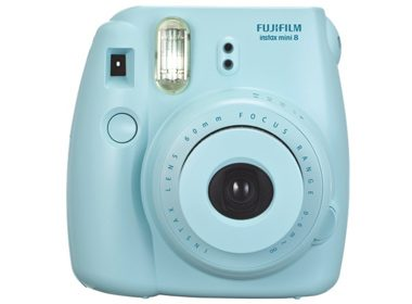 8. Appareil photo instantané Instax Mini 8 de Fujifilm - 99,99$