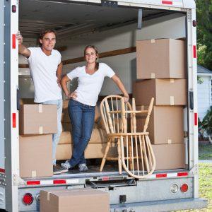 Le camion, meilleur ami du déménageur