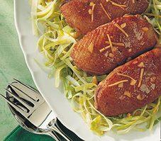 Magrets de canard au gingembre