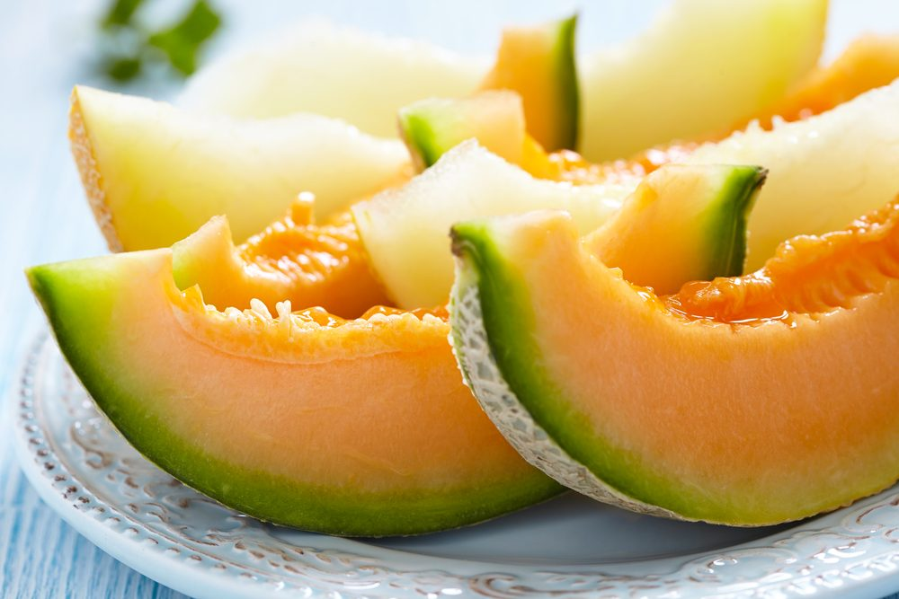 Le cantaloup, un melon surprenant