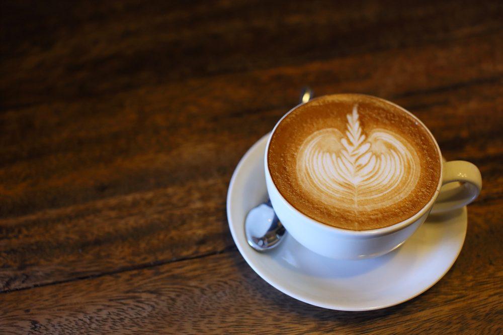 Cappuccino du premier avril