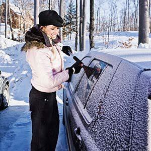 6. Vérifiez votre voiture chaque matin