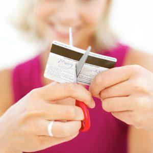 3. Jetez votre carte de guichet automatique