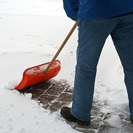Éviter que la neige colle