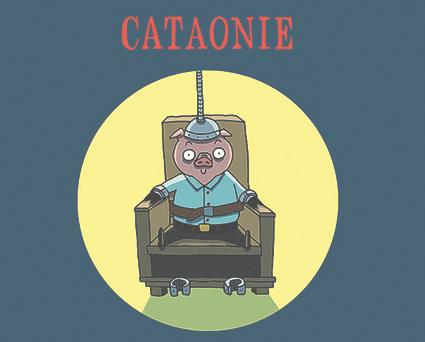 Cataonie de François Blais, éditions L'instant même