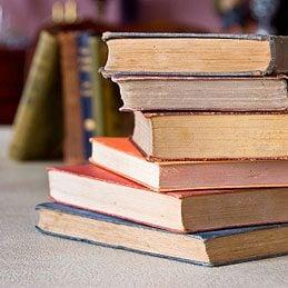 Rafraîchir de vieux livres