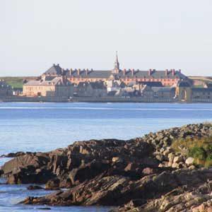 7. La Forteresse-de-Louisbourg