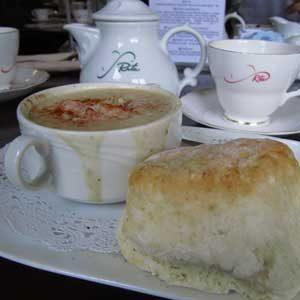 8. Le Rita MacNeil's Tearoom