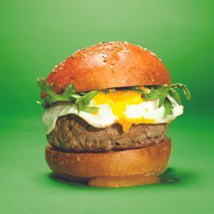 Hamburger porc à l'ancienne