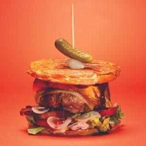 7. Hamburger Au Pied de Cochon