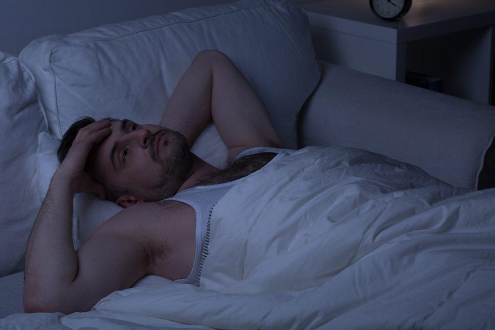 Le manque de sommeil nuit à votre cerveau.