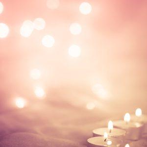 4. Les bougies parfumées