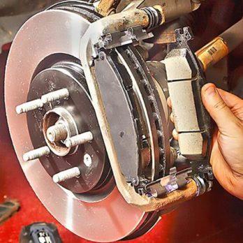Comment changer les plaquettes de frein avant de votre auto?