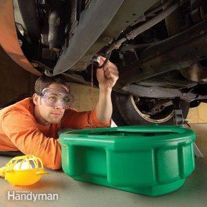 Comment changer l'antigel de la voiture?