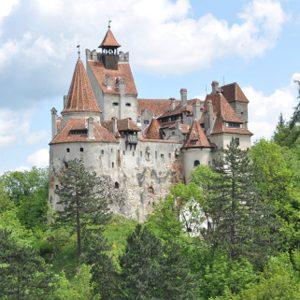 2. Château de Bran, Roumanie