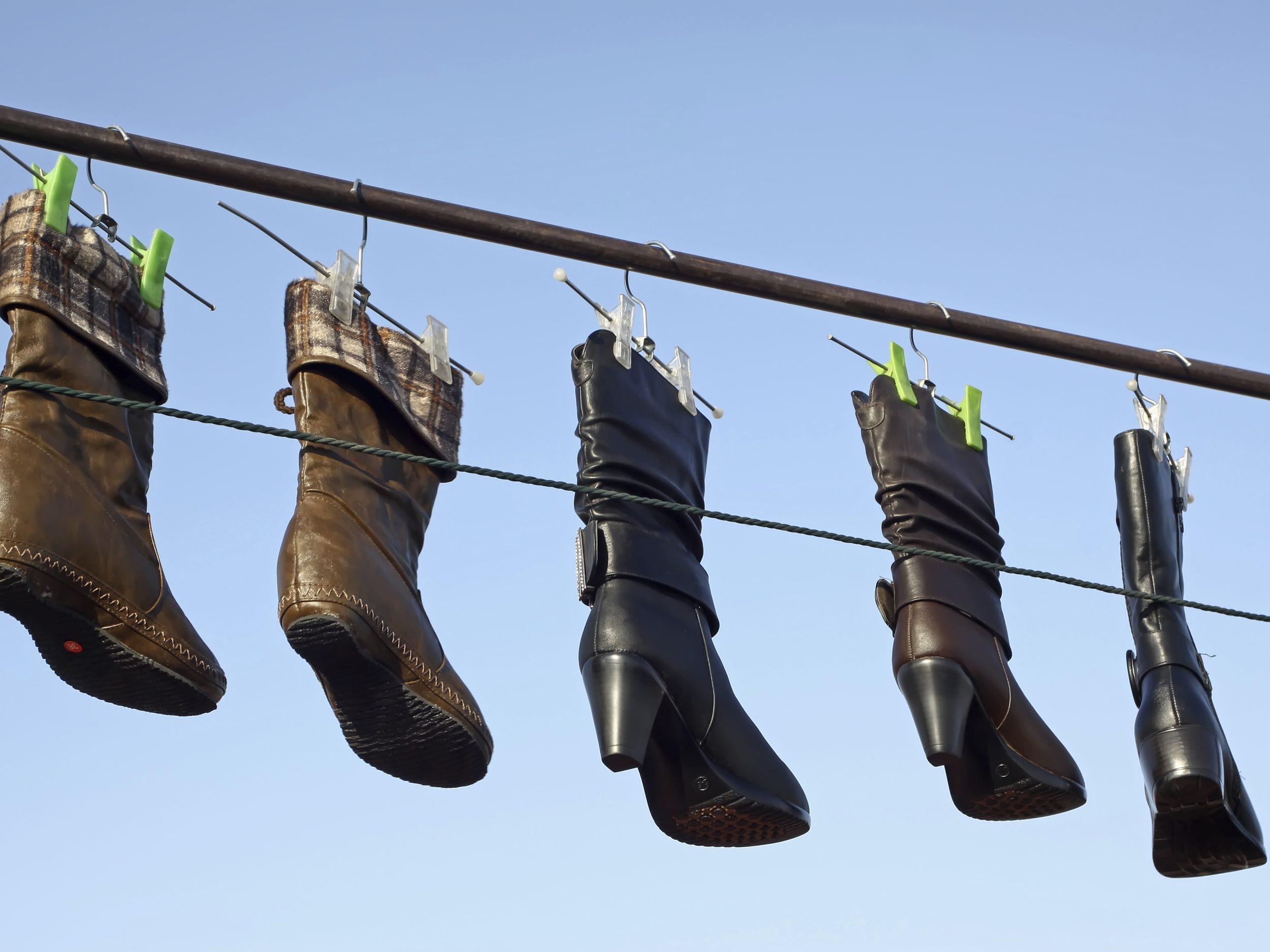 Les 12 révélations d'un vendeur de chaussures