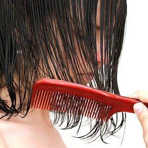 Remèdes maison pour les cheveux secs