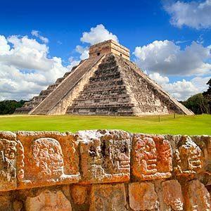 7. Chichén Itzá