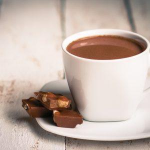 Chocolat chaud express à l'ancienne