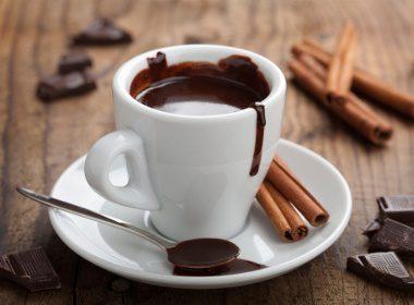 Chocolat chaud épicé à la mexicaine