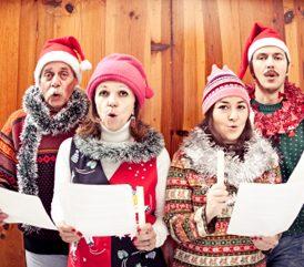 Choisissez les chants de Noël