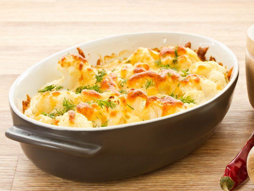 Du chou-fleur : une excellente option végétarienne