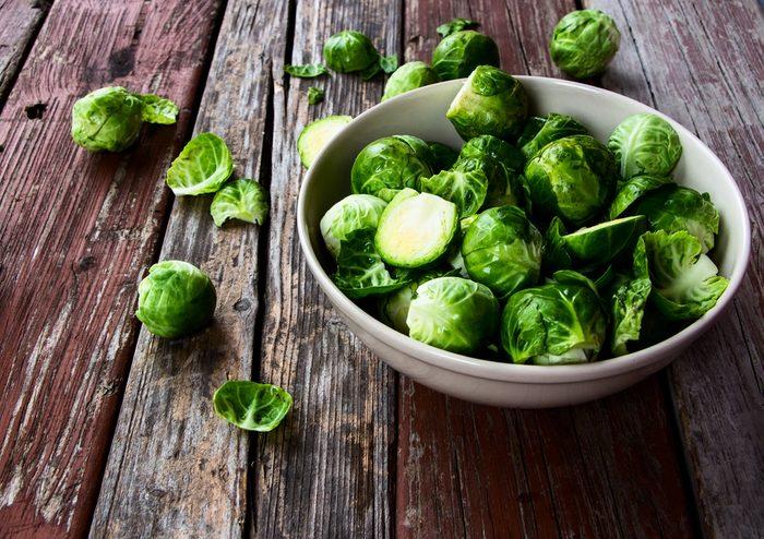 Les choux de Bruxelles: un aliment brûleur de graisse pour maigrir